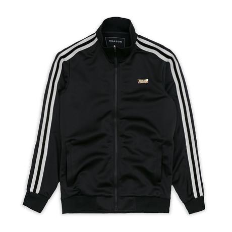 High Line Track Jacket // Black (S)
