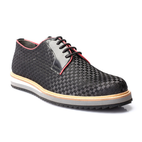 Quartney Dress Shoes // Black (Euro: 39)