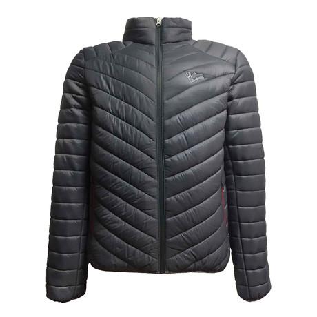 Apollo Coat // Gray (S)