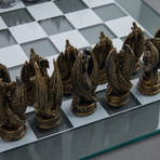 Dragons Lair Chess Set