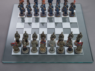 photo of Civil War Chess Set by Touch Of Modern