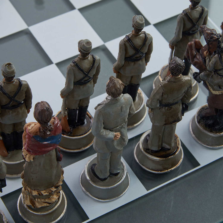 Civil War Chess Set , YTC Summit , Touch of Modern