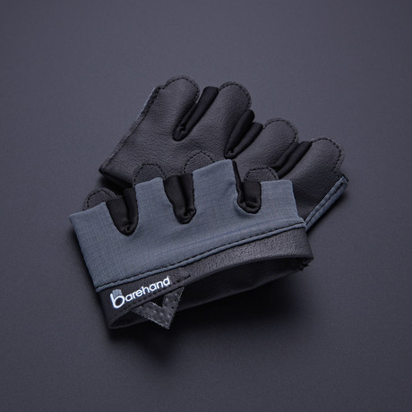 Barehand Gloves // Gray (Extra Small)