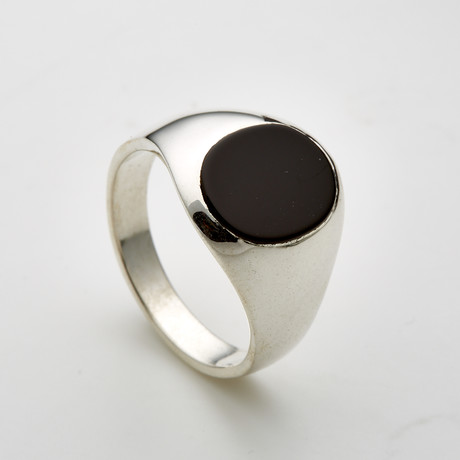 Oval Onyx Ring (6)