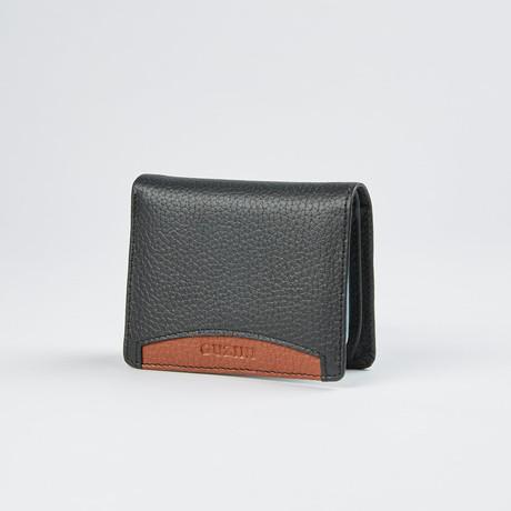 Card Wallet // Black