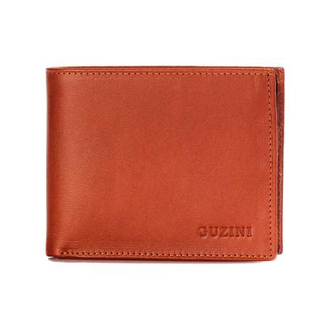 10-Card Coin-Zip Wallet (Dark Blue)