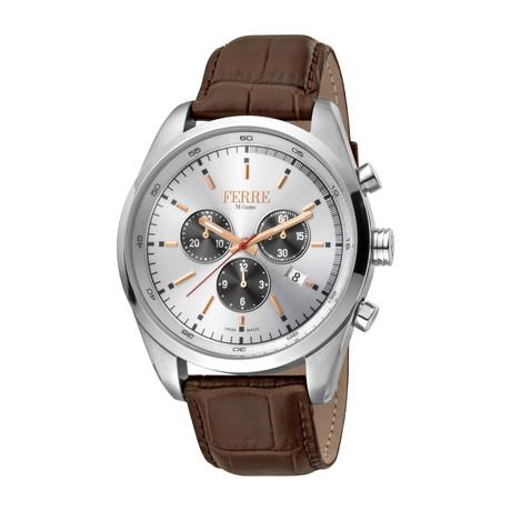 Ferre Milano Chronograph Swiss Quartz // FM1G129L0011