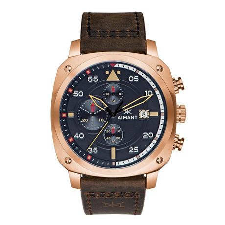 Aimant Dakar Chronograph Quartz // GDA-230L5-2RG