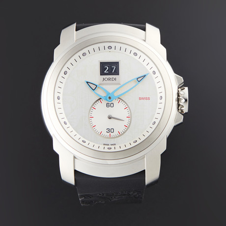 Michel Jordi Mega Icon Spring Water Quartz // SIM.301.12.001.01