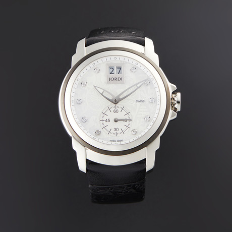 Michel Jordi Lady Icon Quartz // SIL.401.19.002.02