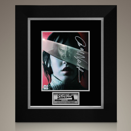 The Shining // Jack Nicholson Hand-Signed // Custom Frame (Signed Photo Only + Custom Frame)
