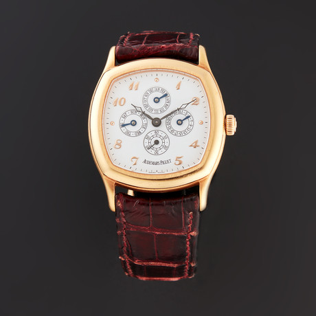Audemars Piguet John Schaeffer Perpetual Manual Wind // Pre-Owned