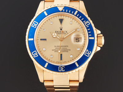 Photo of Superior Timepieces Up to 65% Off For 24 Hours Only Rolex Submariner Automatic // 16808 // 9 Million Serial // Pre-Owned by Touch Of Modern