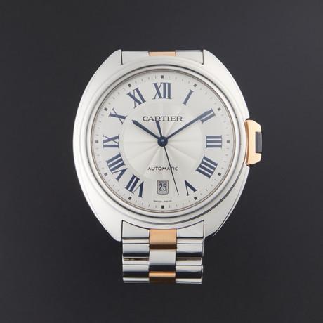 Cartier Cle de Cartier Automatic // W2CL0002 // Pre-Owned