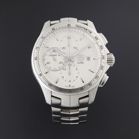 Tag Heuer Link Chronograph Automatic // Pre-Owned