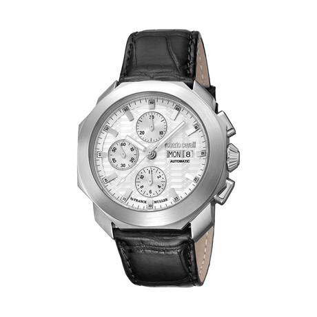 Roberto Cavalli Chronograph Swiss Automatic // RV1G039L0016
