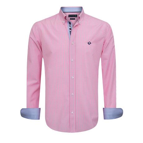 Ability Shirt // Pink (XS)