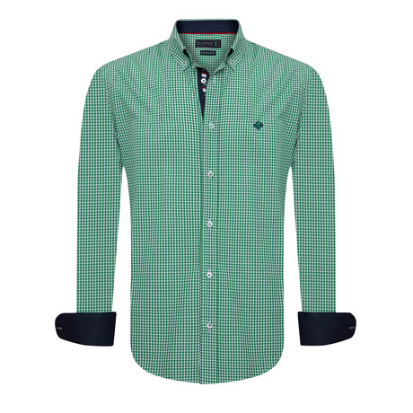Ability Shirt // Green (XS)