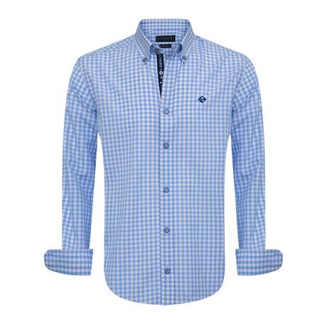 Goal Shirt // Blue (XS)