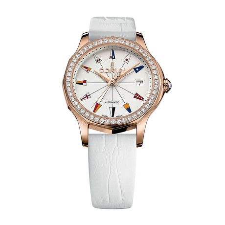 Corum Admiral's Cup Legend 38 Automatic // 08220085-0009-AA13 // New