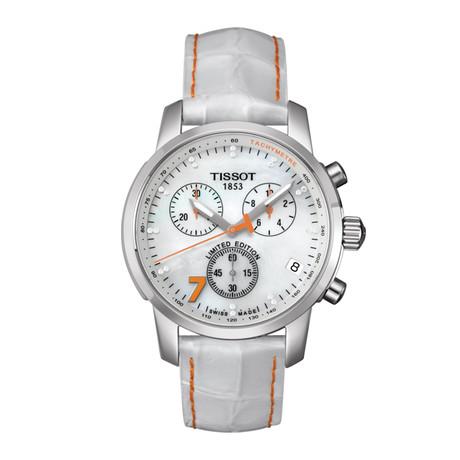 Tissot PRC 200 Danica Patrick Chronograph Quartz // T014.417.16.116.00