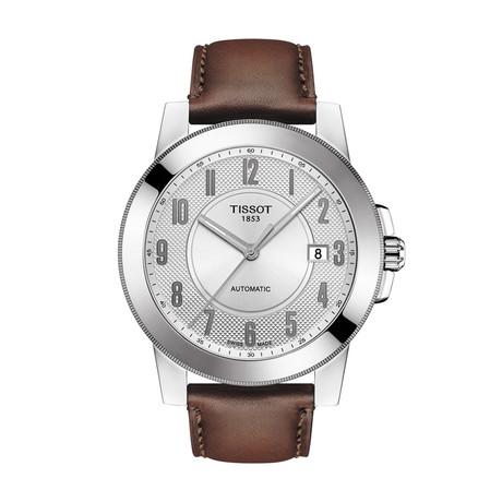 Tissot Gentleman Swissmatic Automatic // T0984071603200