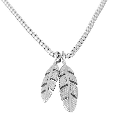 Levitas Pendant + Necklace (Gold)
