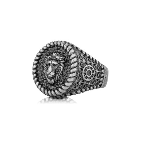Imperator Ring // Silver (6)