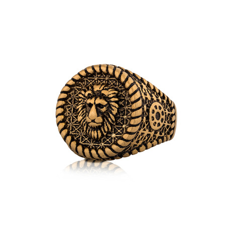 Imperator Ring // Gold (6)