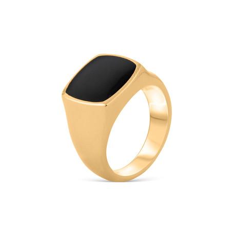 Opus Ring // Gold (6)