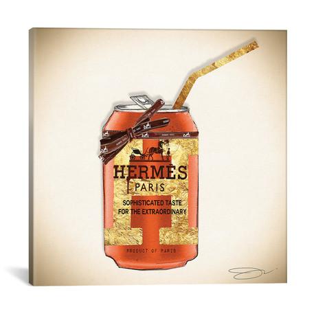 """Hermes Can // Studio One // Jodi Pedri (18""""W x 18""""H x 0.75""""D)"""