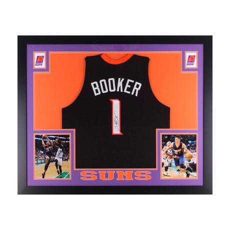 Signed + Framed Jersey // Devin Booker