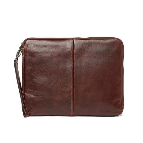 Garth Leather Portfolio (Cognac)