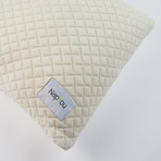 Pillows Filled W/ Shredded Memory Foam // Set of 2