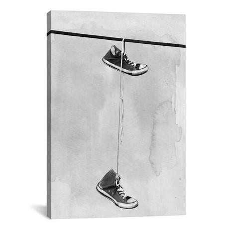 "Hanging // Leemo (18""W x 26""H x 0.75""D)"