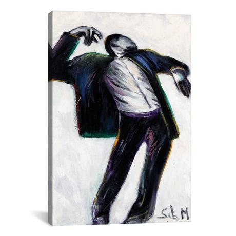 "Disjointed Dancer // Sebastien Montel (18""W x 26""H x 0.75""D)"