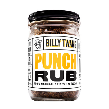 Punch Rub