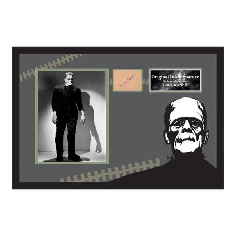 Frankenstein // Boris Karloff