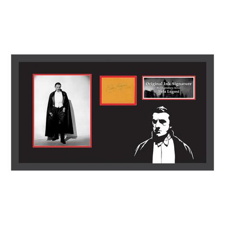 Dracula // Bela Lugosi