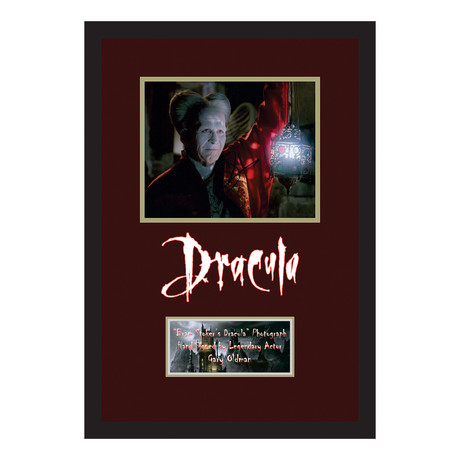 Dracula // Gary Oldman