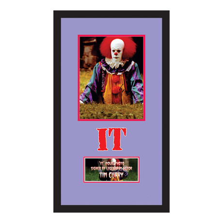IT! // Tim Curry