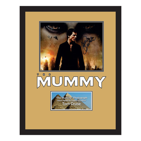 The Mummy // Tom Cruise