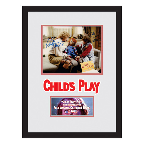 Child's Play // Cast