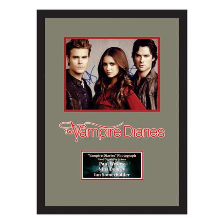 Vampire Diaries // Cast