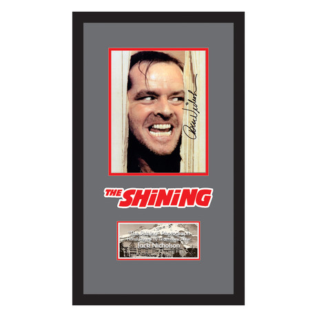 The Shining // Jack Nicholson