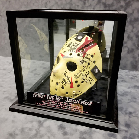 Friday The 13th // Jason Mask