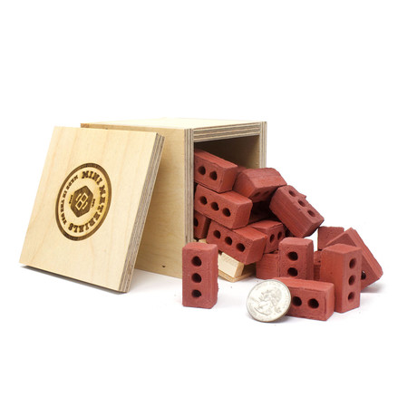 Red Bricks // 1:6 Scale