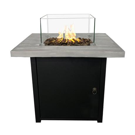 Palmita Fire Pit Set // 3 Pc