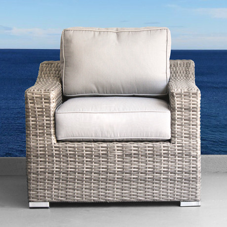 Del Ray Huddleson Club Chair