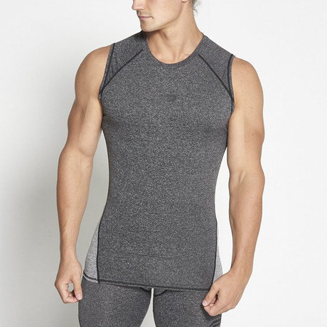 Compression Tank // Shadow Gray (M)
